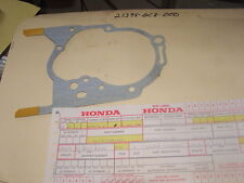 NOS Honda Transmission Cover Gasket 1983-1985 NH80 21395-GC8-000