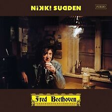 NIKKI SUDDEN - FRED BEETHOVEN   CD NEU