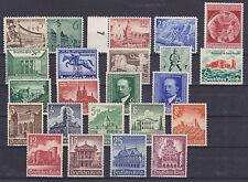 Deutsches Reich JAHRGANG 1940 KOMPLETT POSTFRISCH ** (746 ist ungebraucht *)