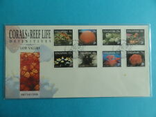 1994 FDC Singapore First Day Cover - Coral & Reef Life Definitives