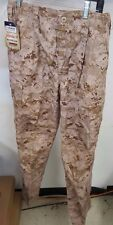 New FROG DEFENDER M USMC DESERT MARPAT Digital Camo Pants Trousers SMALL - R