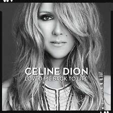 Celine Dion: Loved Me Back To Life [Music CD Album, 13 Hit Tracks Popular] NEW