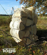 Logs For Burning on Stove, Chiminea, Firepit, Pizza Oven - reservoir logs wood