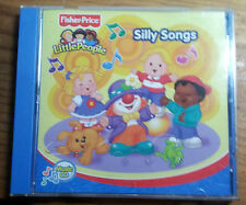Fisher Price Little people Silly songs CD