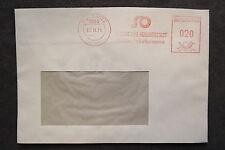 DDR Firmen Stempel - VEB Solidor Heiligenstadt Kombinat Hartkurzwaren- Brief /S8