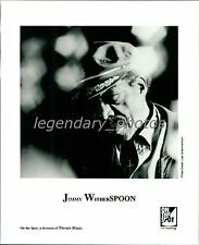 Jimmy Witherspoon   On the Spot/Private Music Original Music Press Photo