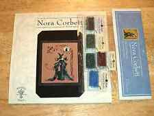 "Nora Corbett ""MINERVA"" Bewitching Pixies Pattern and Embellishment Pack FAIRY"