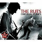 THE RUTS - ORIGINAL PUNKS 2-CD 2008