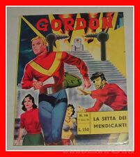 GORDON n 16 F.lli Spada Iª edizione 1965 L. 150