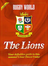 2013 British & Irish Lions Rugby Tour Guide-Mundial de rugby