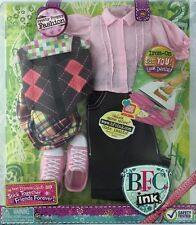"New BFC Ink Doll Clothes Iron On for You  Fashion 18""Doll Pretty Preppy"