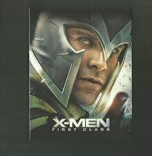 X-MEN FIRST CLASS - FILMARENA FAC # 57 BLU RAY STEELBOOK - NEW & SEALED