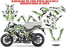 AMR RACING DEKOR GRAPHIC KIT KAWASAKI ZX-6R 636/10R/Z-1000 SX  EXPO B