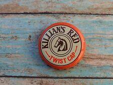 BEER Bottle Cap ~ KILLIAN'S Red American Dark ~ Coors Brewing, Golden, COLORADO