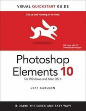 Photoshop Elements 10 for Windows and Mac OS X: Visual QuickStart Guid-ExLibrary