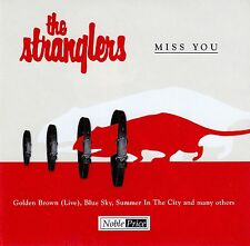 THE STRANGLERS : MISS YOU / CD - TOP-ZUSTAND