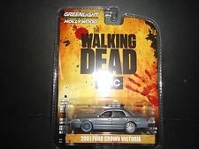 Greenlight Ford Crown Victoria Interceptor 2001 The Walking Dead 1/64 44740