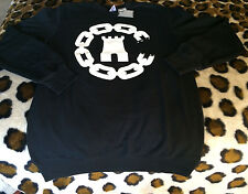 New CROOKS N CASTLES Rook C  CREW NECK SWEATSHIRT mens sz L supreme fair fax