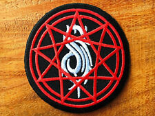 New Slipknot Logo Heavy Metal Band embroidered iron on patch.