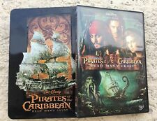 Pirates of the Caribbean: Dead Man's Chest w/ Collector's Limited Ed Tin Case