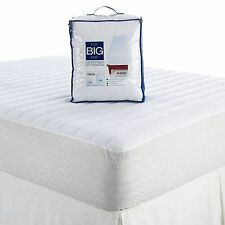 Microfiber Mattress Pad Twin the Big One  Microfiber Deep-Pocket 18""
