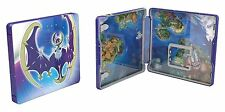 Pokemon Moon Steelbook Fan Edition (3DS) Brand New & Sealed Quick Dispatch