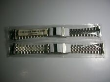 SEIKO  JUBILEE BRACELET 20MM for  midsize Seiko divers watches.