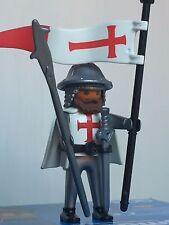 PLAYMOBIL VINTAGE Caballero Templario Chevalier Templier Cavaliere Templare