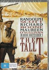 THE TALL T - RANDOLPH SCOTT - NEW & SEALED DVD - FREE LOCAL POST