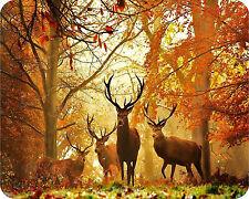 **MOUSE PAD - * Autumn Bucks * Deer Elk Computer Mousepad** NEW