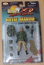 1:18 Ultimate Soldier UK British Special Forces Royal Marine Afganistan