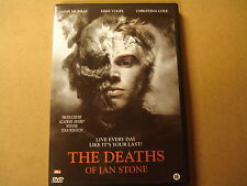 DVD / THE DEATHS OF IAN STONE ( JAIME MURRAY, MIKE VOGEL, CHRISTINA COLE )