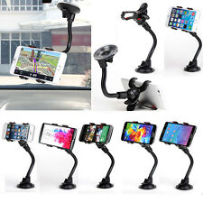 360° Rotating Universal Car Windshield Dash Suction Cup Mount GPS Phone Holder