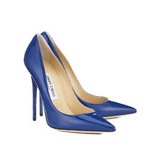 Jimmy Choo | Anouk | Klein Patent | UK 4.5 | EU 37.5 | RRP £375 | High Heel Shoe