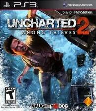 PlayStation 3 Uncharted 2: Among Thieves VideoGames