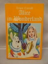 Lewis Caroll Alice in Wonderland 1982 Printed in Hungary Cooper Illustrated