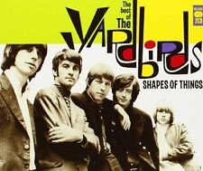 The Yardbirds - Shapes of Things - The Best Of / Greatest Hits (2CD) NEW/SEALED
