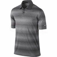 Nike Golf Lightweight Innovation Stripe Polo Tour Performance Golf Shirt Small