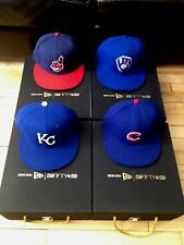 New Era 5950 2007 MLB Fitted Baseball Hat On Field Chose 1 out of the 4 Listed