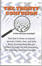 The Trinity Confusion Within Christianity Book/Adventist/Papal Doctrine?~SDA