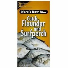 Here's How To : Catch Flounder and Surfperch by Wayne Heinz (2013, Paperback)