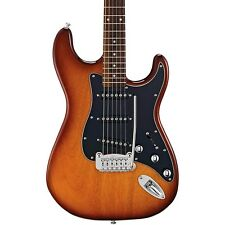 G&L Tribute S500 Electric Guitar Tobacco Sunburst Rsewood Fretboard MC