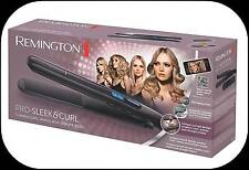 █▓▒░ ★ LISSEUR BOUCLEUR REMINGTON S6505 PRO-SLEEK & CURL NEUF ★░▒▓█