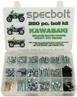 BOLT KIT KAWASAKI BRUTE FORCE PRARIE MOJAVE MULE VFORCE