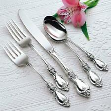 Oneida Louisiana 66 Piece Service for 12 Flatware Set 18/8 Stainless Steel
