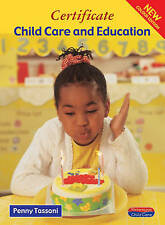 Certificate in Child Care and Education: Students Book (Heinemann child care),AC