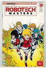 ROBOTECH MASTERS #1-13 RUN - NEIL D. VOKES ART & COVERS - COMICO - 1985
