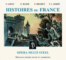 OPERA MULTI STEEL Histoires De France 2CD Digipack 2011