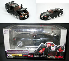 Transformers binaltech figurine bt 05 morts fin dodge viper SRT-10 takara