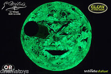 La luna di Méliès Full Moon Special Edition Glow In The Dark fluorescent finish